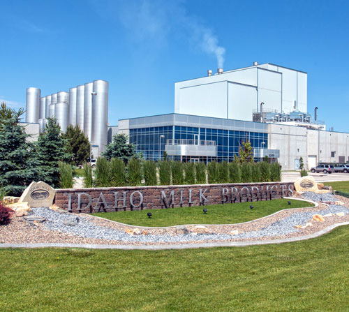 Idaho Milk Products building