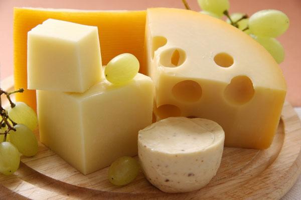 natural cheese
