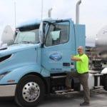 Idaho Milk Products truck