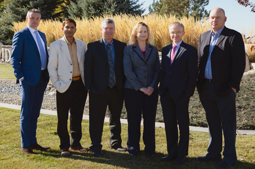 Idaho Milk Products Leadership Team