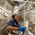 Idaho Milk Products production employee