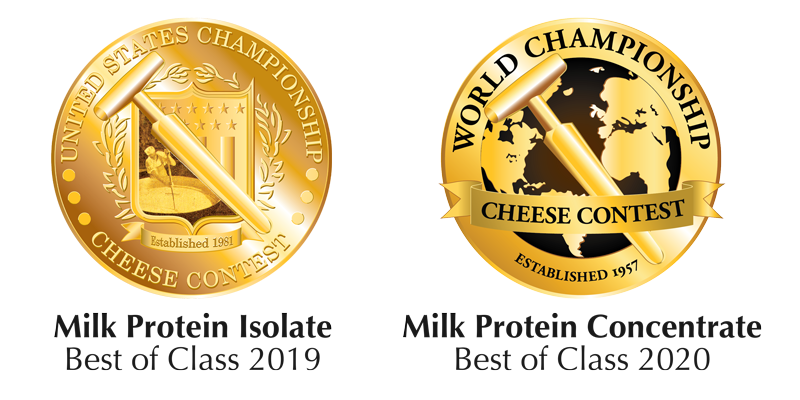 Milk Protein Isolate - Best of Class 2019 & Milk Protein Concentrate - Best of Class 2020