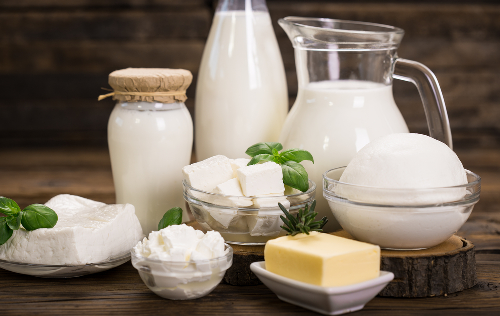 processing differences common dairy products