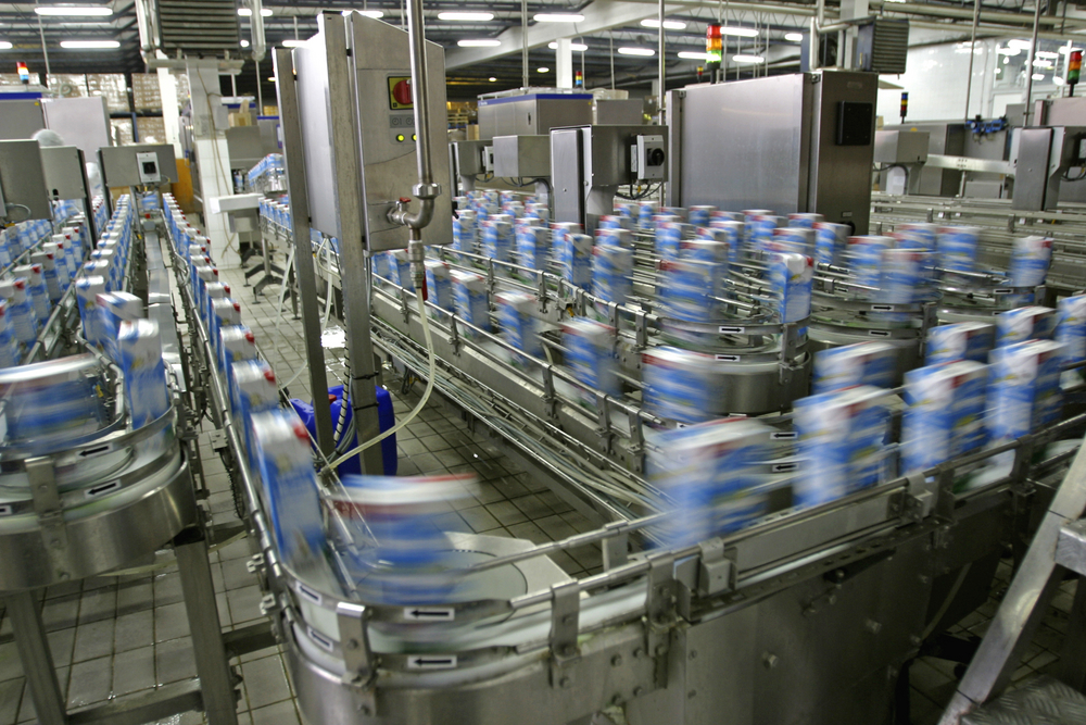 sustainability dairy manufacturing processing